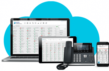 How can your business benefit from a cloud hosted phone system?